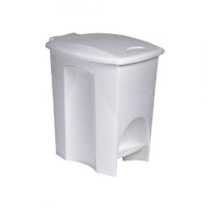 Cesto Lixo - Com Pedal - Plástico - 07 Litros - Plasútil