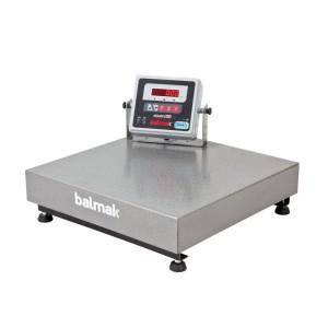 Balança Industrial - Eletrônica - Até 150 Kgs - Plataforma - Balmak