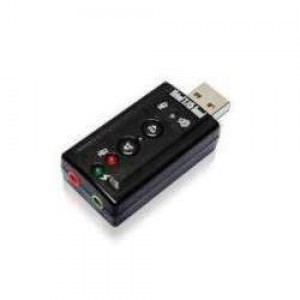 Adaptador Conexão - USB . Som - Comtac