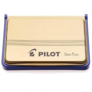 Almofada Carimbo - Pilot - Série Gold - Nº 02 - Azul