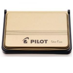 Almofada Carimbo - Pilot - Série Gold - Nº 02 - Preta