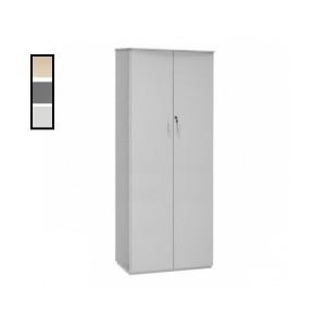 Armário De Madeira - 02 Porta - 1,98 x 0,90 x 0,40 - Móveis Gontijo - Claro