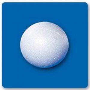 Bola Isopor - 040 Mm - Branco - Isoferes