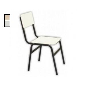 Cadeira Escolar - Adulto - MDF / Metalon - Móveis Gontijo