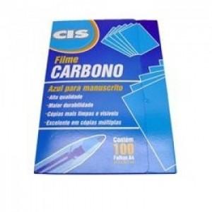 Carbono Cis - 02 Face - Comum - Azul