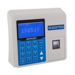 Relógio De Registro De Frequência - Diponto - Dataset