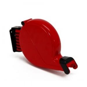Dispensador De Senhas - Para Bobina - Beta - Vermelho