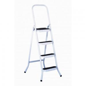 Escada De Aço - 04 Degraus - Maestro
