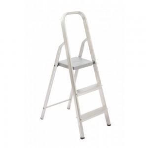 Escada De Alumínio - 03 Degraus - Maestro