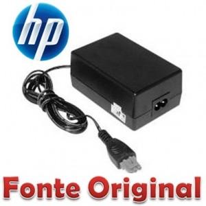 Fonte Para Impressora - Original - HP - Pino Cinza