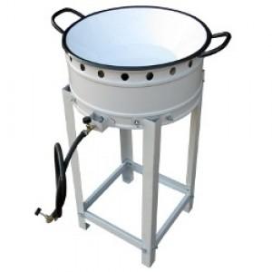 Fritador Industrial - A Gás - Cemaf