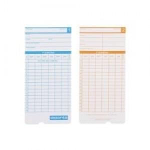 Impresso - Cartão De Ponto - 100 Folhas - Dataprint - Diponto