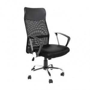 Cadeira Plus - Giratória - Preta - Best Móveis
