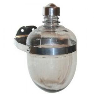 Saboneteira Giratória - Plástico - JSN
