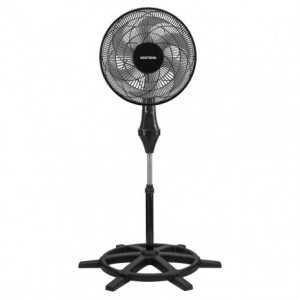 Ventilador De Coluna - 0,50Cm - Preto - Ventisol - Turbo