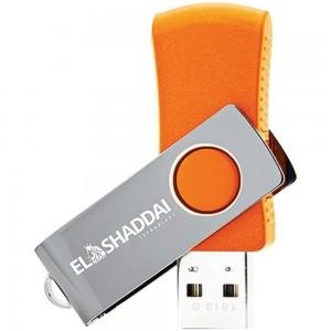 Pen Drive - 04GB - El Shaddai