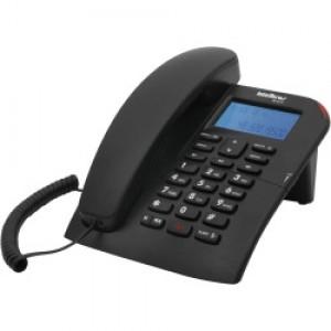 Aparelho Telefone - Com Fio - Com Bina - Intelbras