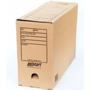 Arquivo Morto Papelão - Pequeno - Polycart