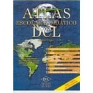 Atlas Escolar E Ditádico - DCL
