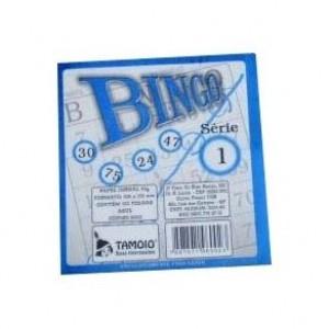 Bloco Bingo - Tamoio - Azul - 100 Folhas