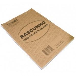 Bloco Rascunho - São Domingos - 08,0 x 11,5 - 050 Folhas