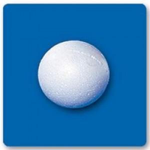 Bola Isopor - 035 Mm - Branco - Isoferes