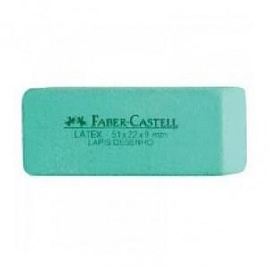 Borracha - Verde - Faber Castell