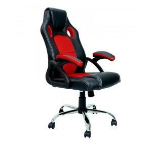 Cadeira Gamer - Giratória - Vermelho - Best