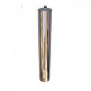 Porta Copo - 200 Ml - Metal - Inox - JSN