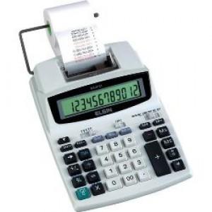 Calculadora Impressão - Elgin - 12 Dígitos - MA5121