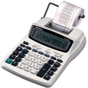 Calculadora Impressão - Procalc - 12 Dígitos - LP25