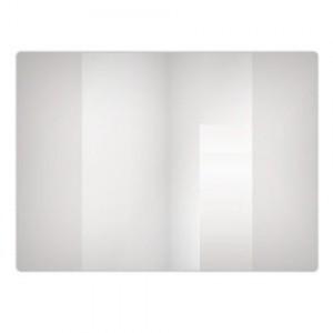 Capa Caderno - Brochurão - 080 Folhas - Plástico Líder