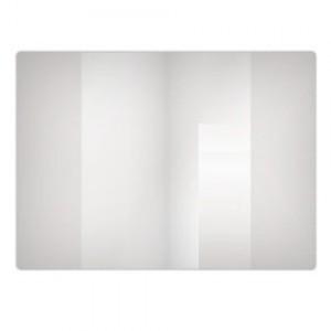 Capa Caderno - Brochurão - 096 Folhas - Plástico Líder