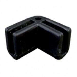 Conectivo Emenda - Plástico - 1/8 A - Preto - A Pontual