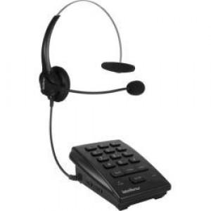 Aparelho Telefone - Com Fio - Headset - Intelbras