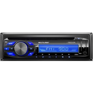 Rádio Automotivo - CD / Rádio / USB / SD / Aux - Freedom - Multilaser