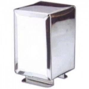 Porta Guardanapo - Metal - JSN - Inox