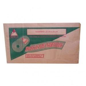 Papel Toalha - 0,20 x 0,21 - Pardo - Minas Embalagens