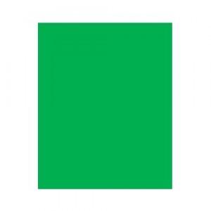 Capa Encadernação - Plástica - Fosco - A4 - Verde - Plástico Líder